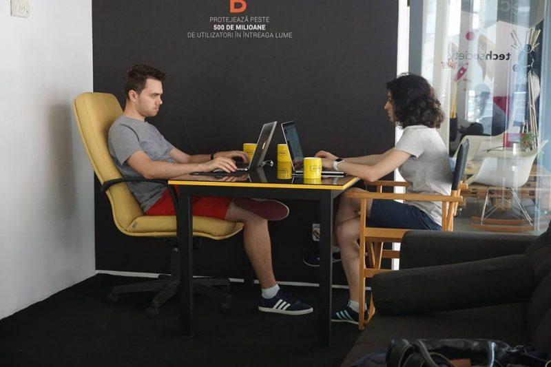 spații de lucru pentru freelanceri tech hub2